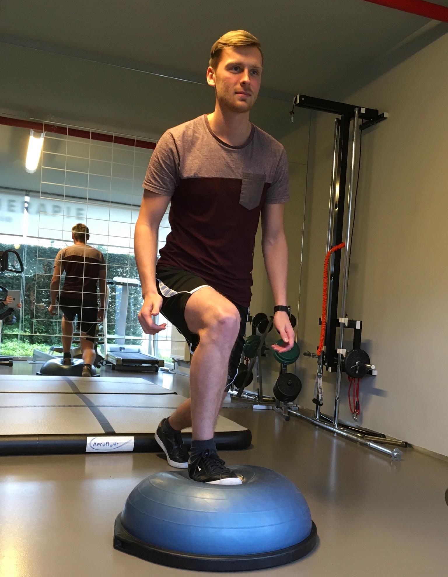 Sport Kinesitherapie