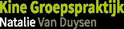 Kinesist Lochristi – Groepspraktijk Natalie Van Duysen Logo